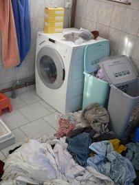 łazienka, pralka