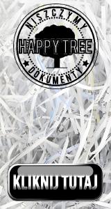 HAPPY TREE Profesjonalne Niszczenie Dokumentów